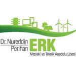 Dr Nurettin Erk Perihan Erk Mesleki ve Teknik Anadolu Lisesi logo